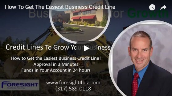 easiest business credit line to get video
