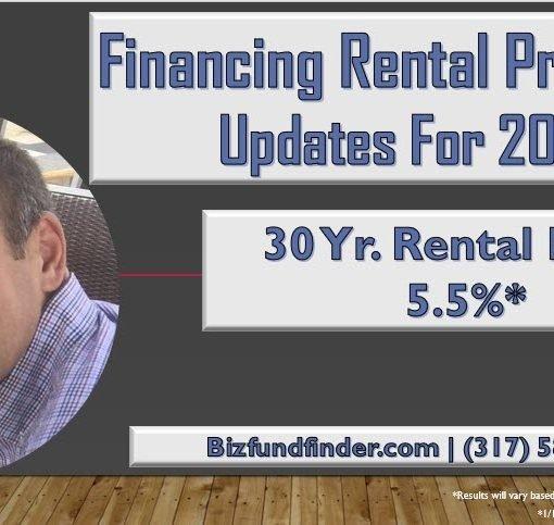 Financing Rentals