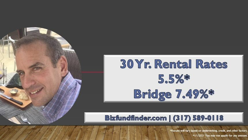 rental financing 5.5%