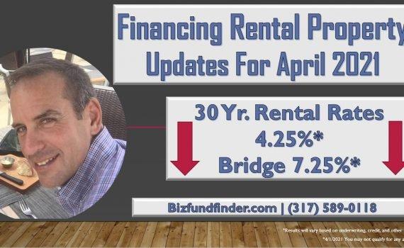 Financing Rentals Rental Loans