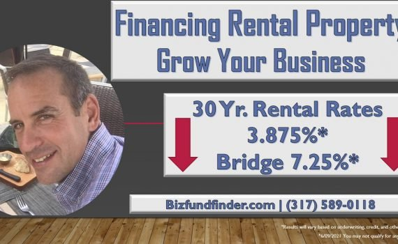 Rental Loan Rates 3.875%